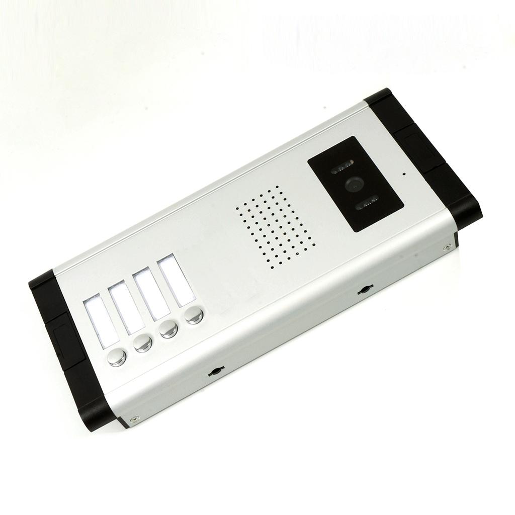 2 3 4 6 8 10 12 Unit Apartment Video Intecom Door Phone